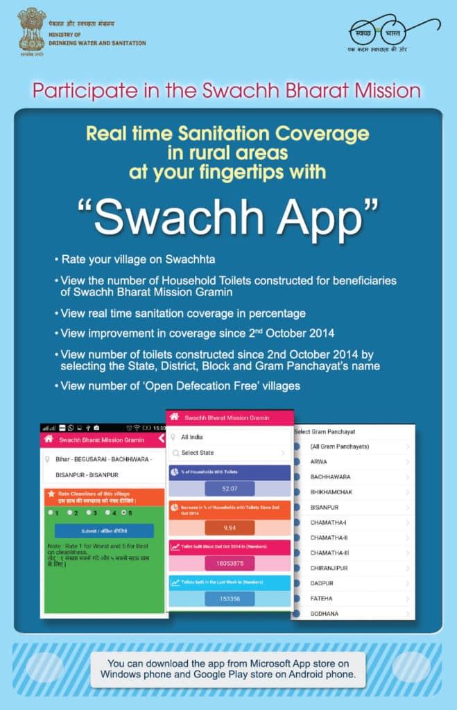Swachh App