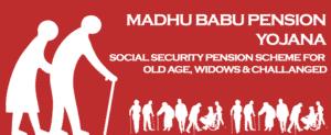 Madhu Babu Pension Yojana – Old Age Pension Scheme in Odisha