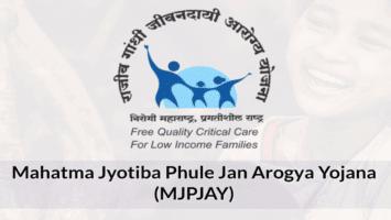 Mahatma Jyotiba Phule Jan Arogya Yojana Registration List Eligibility