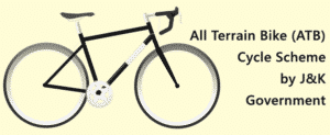 All Terrain Bike (ATB) Cycle Scheme for Meritorious Boys in J&K