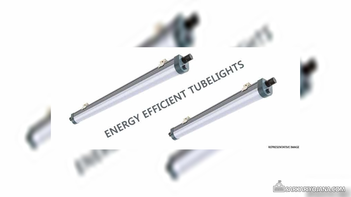 Energy Efficient Tubelights
