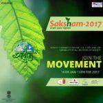 Saksham 2017 - Join the Movement