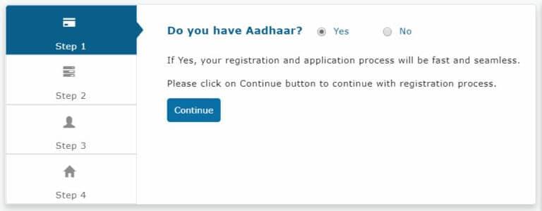 Maharashtra Farm Loan Waiver Registration