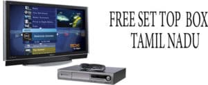 Free Set Top Boxes Scheme in Tamil Nadu by Arasu Cable TV Corporation
