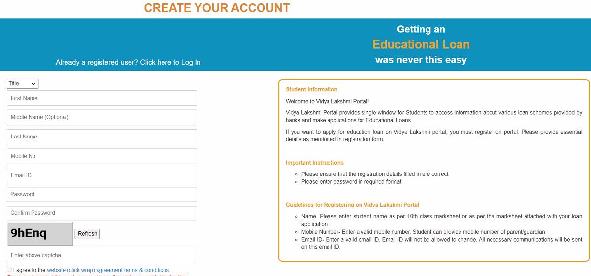 Kalinga Sikhya Sathi Yojana Online Registration Form