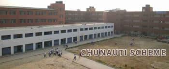 Chunauti Scheme Delhi