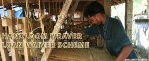 Rs. 15 Cr. for Handloom Weavers Loan Waiver Scheme in Telangana
