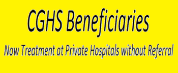 CGHS Beneficiaries