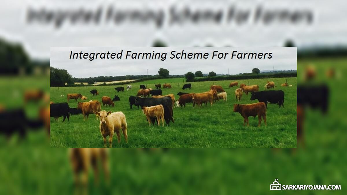 Integrated Farming Scheme for Farmers to be Launched in Tamil Nadu