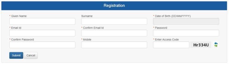 Kailash Mansarovar Yatra 2018 Registration Form