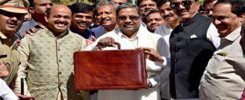 Karnataka Budget 2018-19