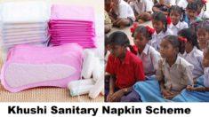 Odisha Khushi Sanitary Napkin Scheme 2020-2021 – Free Sanitary Pads to 17 Lakh Girls