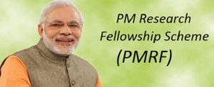 may2020.pmrf.in – Prime Minister Research Fellowship Scheme Online Application Form 2020