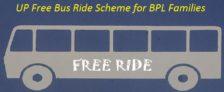 UP Free Bus Ride Scheme