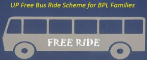 Free Bus Ride Scheme in UP for BPL Families – Travel / Fare with Smart Card