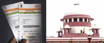 Aadhaar Linking Deadline Extended SC