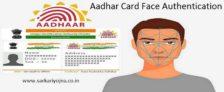 Aadhar Card Face Authentication