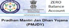 PM Jan Dhan Yojana Account