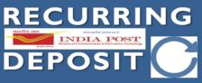 Post Office RD Account Check Online Interest Rate Calculator