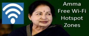 Amma Free Wi-Fi Hotspot Zones – Direct Networks Connection in TN
