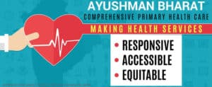 Ayushman Bharat Yojana – No Enrollment / Application / Registration Forms to Avail the Benefits