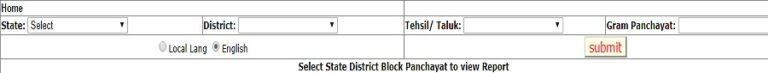 MGNREGA Convergent Planning List SECC 2011 Data