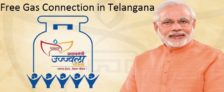 PMUY in Telangana – Free LPG Gas Connection under Pradhan Mantri Ujjwala Yojana