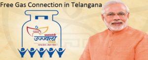 PMUY in Telangana – Free LPG Gas Connection under Pradhan Mantri Ujjwala Yojana