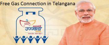PM Ujjwala Yojana Telangana