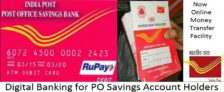 Post Office Savings Account Banking Money Transfer