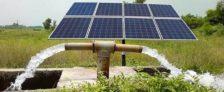 Haryana Solar Based Tubewell Scheme