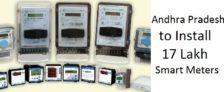 AP Install 17 Lakh Smart Meters EESL Smart Meter Tender