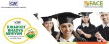 CII Face SKA Scholarship Scheme 2018 UG Students