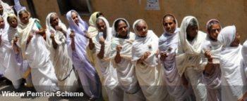 Haryana Widow Pension Scheme
