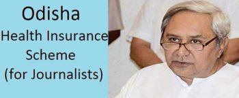 Odisha Gopabandhu Sambadika Swasthya Bima Yojana