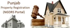 Punjab NGDRS Portal Online Property Land Registration