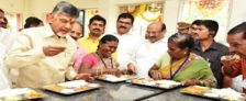AP Anna Canteens Rs 5 Per Meal Poor People
