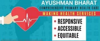 CSC Ayushman Bharat Yojana Beneficiaries Registration