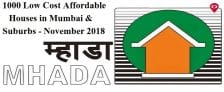 MHADA Lottery 2018 November Mumbai