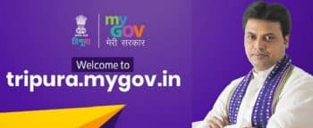 mygov tripura portal registration login