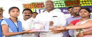 Telangana Balika Arogya Raksha Kits Scheme for Health & Hygiene of all School Girls