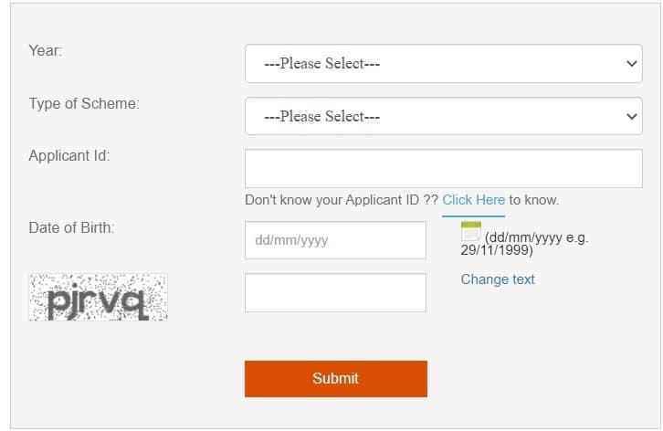 Track Kanyashree Publicity Scheme Application