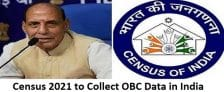 Census 2021 Collect OBC Data Listing