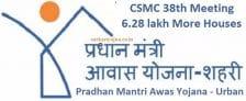 CSMC 38 Meeting Pradhan Mantri Awas Yojana PMAY Urban Housing