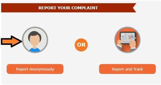 Report Complaint Anonymously Cyber Crime Portal