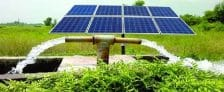 1 Lakh Solar Agricultural Water Pumps Farmers Maharashtra