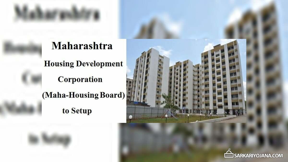 Maharashtra Housing Development Corporation Maha-Housing Board PMAY