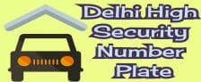 Delhi High Security Registration Plates (HSRP) – How to Apply / Register Online & Check Status