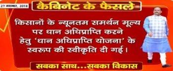 Jharkhand Paddy Procurement Scheme MSP Farmers