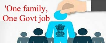 Sikkim One Family One Job Scheme